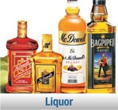 how liquor lable